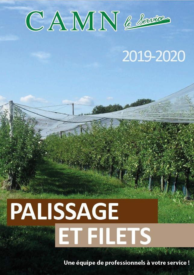 Palissage filet 2020